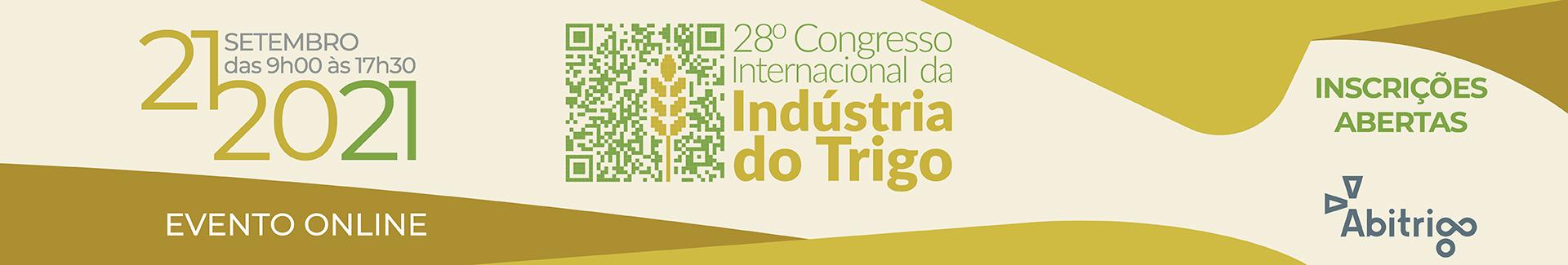 28º Congresso Internacional da Indústria do Trigo